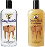 Howard Butcher Block Conditioner and Cutting Board Oil 12 oz, Food Grade Conditioner and Oil, Great for Wooden Bowls and…