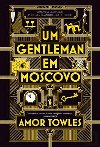 Book cover from Um Gentleman em Moscovo (Portuguese Edition) by Amor Towles