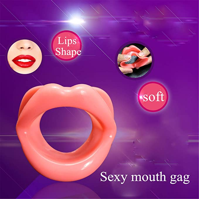 Amazon.com: Sex Products Rubber Sexy Mouth Gag BDSM Bondage Restraint Slave Tools Fetish Sex Toys For Woman: Musical Instruments