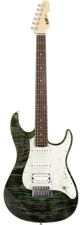 【激安セール】 ESP エレキギター Limited Edition SNAPPER-CTM (Brown ESP (Brown Turquoise SNAPPER-CTM/R) 2018楽器フェア出展品 B07K33S474, 中華菜館同發 通販部:b9b8fa2c --- senas.4x4.lt
