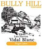 2011 Bully Hill Vineyards Late Harvest Vidal Blanc