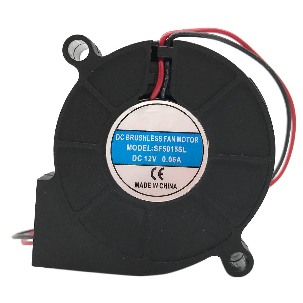 5CM SF5015SL SF5015SM DC Brushless Fan Motor DC 12V 0.06A Humidifier Server Cooling Fans 505015MM