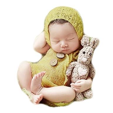 CROCHET Handmade Baby Girl Hats 0-3 newborn Peach WhIte Set