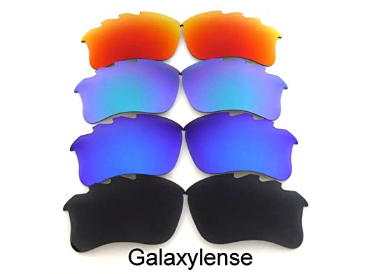 6bd43763a6 Image Unavailable. Image not available for. Color  Galaxy Replacement Lens  For Oakley Flak Jacket ...