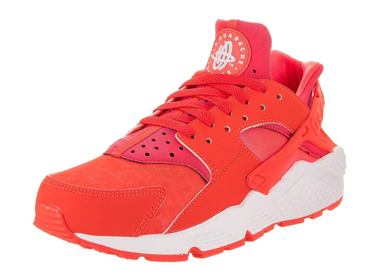 Bright Crimson Bright Crimson 40.5 EU Nike Air Huarache, paniers Basses Femme