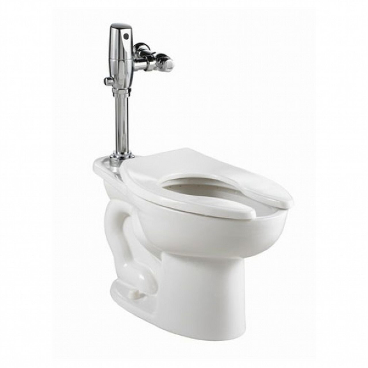 American Standard 2234.001.020 Madera Universal Elongated Toilet Bowl without EverClean, Top Spud, White