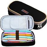 Pencil Case, LOYMR Student Pen Pencil Case Desktop Office Storage Organizer Pen Pencil Holder Organizer Basket Coin Purse Pouch Cosmetic Makeup Bag