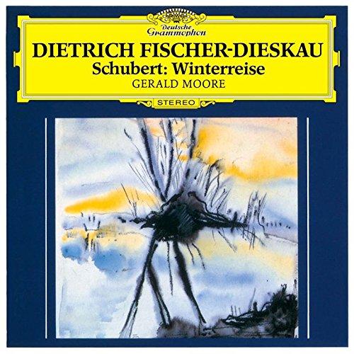 SACD : FISCHER-DIESKAU,DIETRICH - Schubert: Winterreise. D 911 (Limited Edition, Direct Stream Digital, Super-High Material CD, Japan - Import, Single Layer SACD)