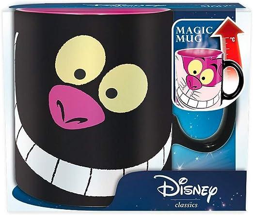 Alice im Wunderland Disney Keramik Thermoeffekt Tasse