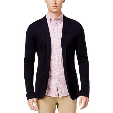 168bd1fd1364da Michael Kors Mens Cotton Solid Knit Blazer at Amazon Men's Clothing ...