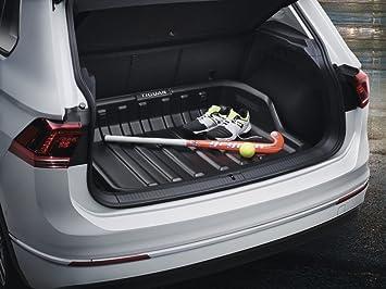 Kofferraumwanne für VW Tiguan MK2 2017-2020 Obere Kofferraum Mit Varioboden