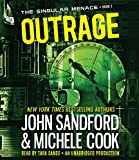 img - for Outrage (The Singular Menace, 2) book / textbook / text book