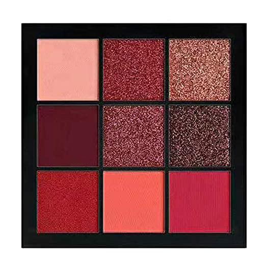 Dkings 9 colores Best Pro Eyeshadow paleta maquillaje mate ...