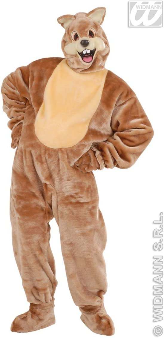 Disfraz de Ardilla Adulto Cualquier día: Amazon.es: Juguetes y juegos