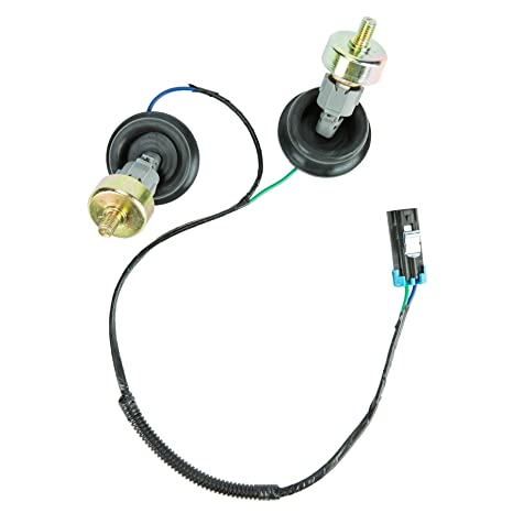 GM Knock Sensor 12601822 with Harness Kit 12589867, Fits Chevy Silverado,  Tahoe, Express, Suburban | GMC Savana, Sierra - Set of 2
