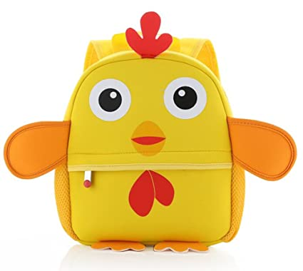 Amazon.com | LovelySprouts Toddler Animal Backpack | Little Kids ...