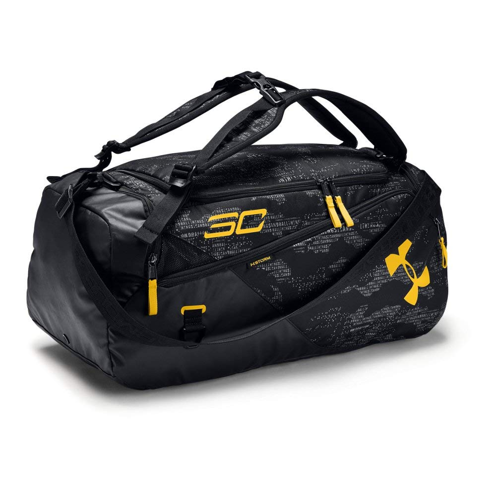 Under Armour SC30 Contain 4.0 Backpack Duffle OSFA Steel
