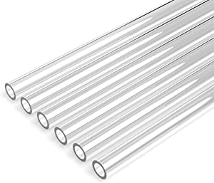 PrimoChill 14mm Rigid PETG Tube – 6 x 30in. – Clear