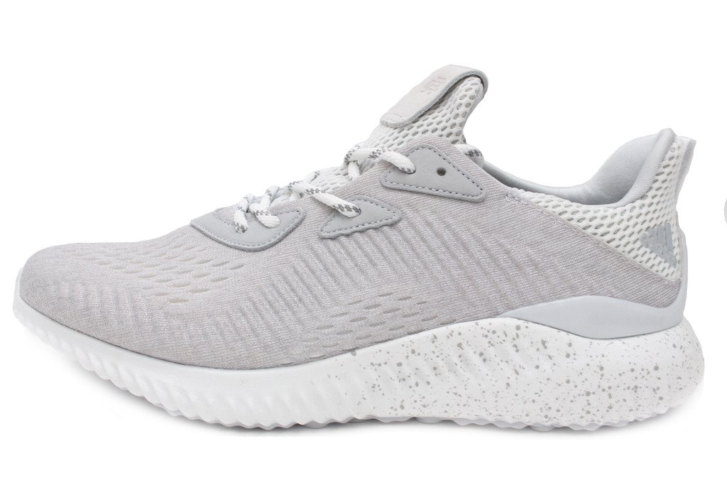 outlet store a7134 832b9 Galleon - Adidas Alphabounce Reigning Champ Mens In Clear GreyWhite By, 8.5