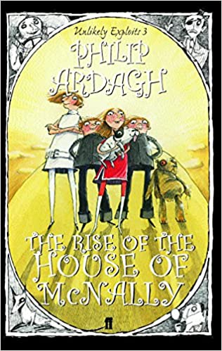 Rise of the House of Mcnally: Unlikely Exploits Book 3