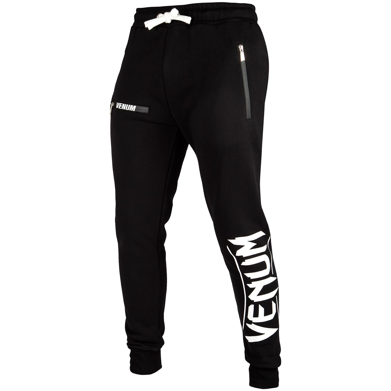 Venum Contender 2.0 Jogging Pants - Black/White - X-Large