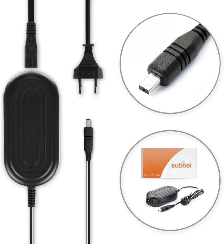 Cargador de batería Samsung VP-D99 VP-D101 VP-D103 VP-D105