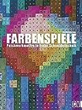 Farbenspiele: Patchworkmotive in freier Schneidetechnik