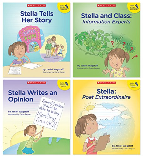 Stella Writes Set cover