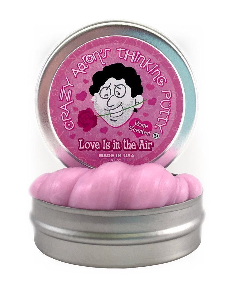 Crazy Aaron's Thinking Putty - Love is in the Air Crazy Aarons Putty 10105