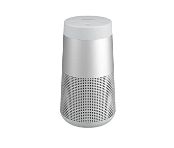 bose grey speakers. bose soundlink revolve 739523-5330 wireless portable bluetooth speaker (lux grey) grey speakers v