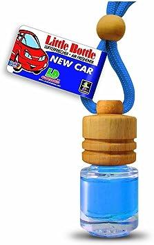 4 Littele Bottle Duftflakons Je 2 Stück In Den Duftsorten New Car Und No Smoking Auto