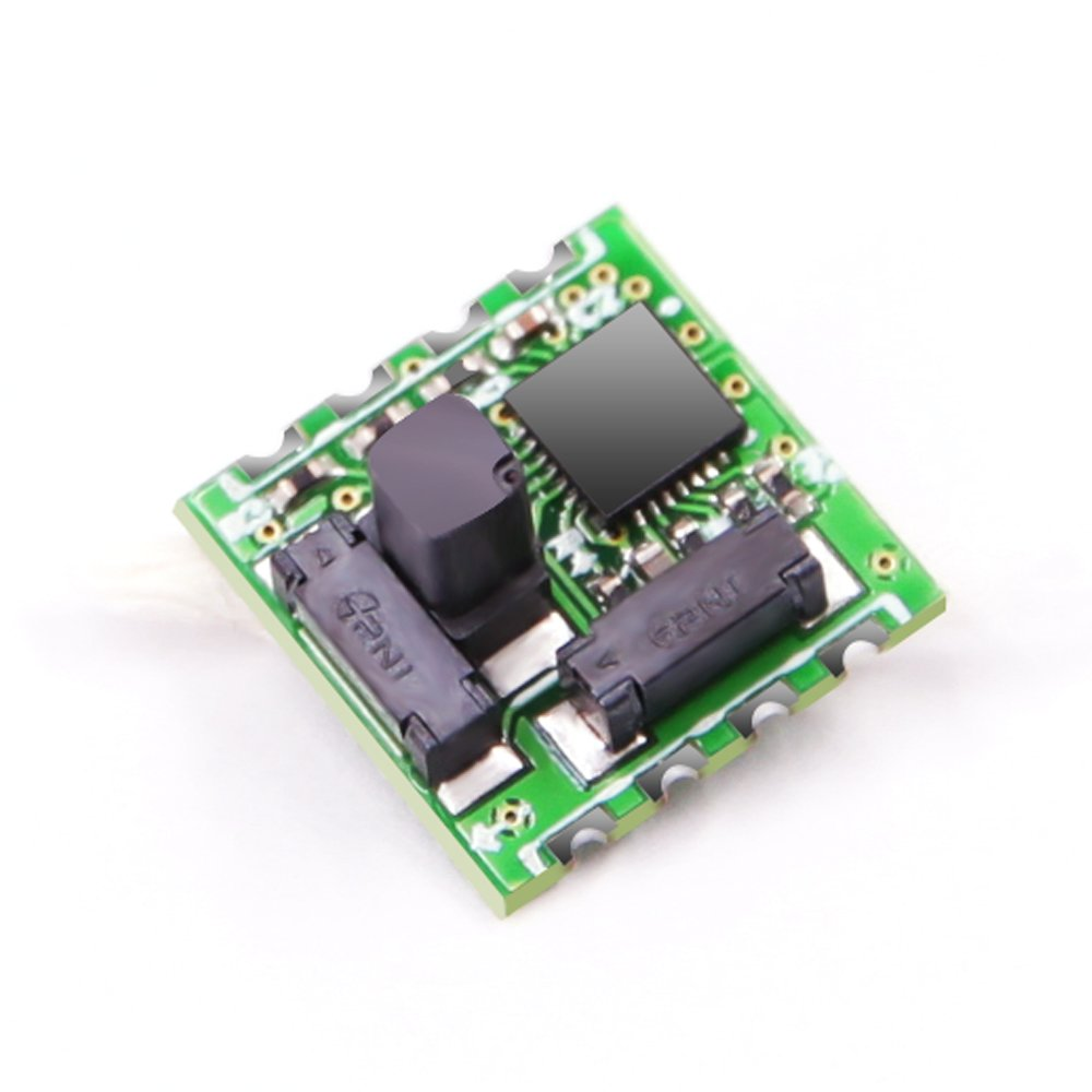 PNI RM3100 High-Accuracy Magnetometer Geomagnetism, Military-Grade Magnet Field Sensor, High-Revolution Electronic Compass Module, Magnetometer Compensation,Professional design for Development Project