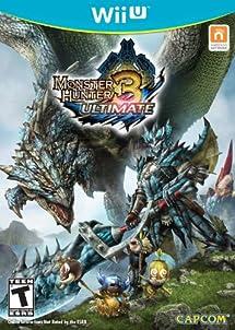 Monster Hunter 3 Ultimate - Nintendo Wii U