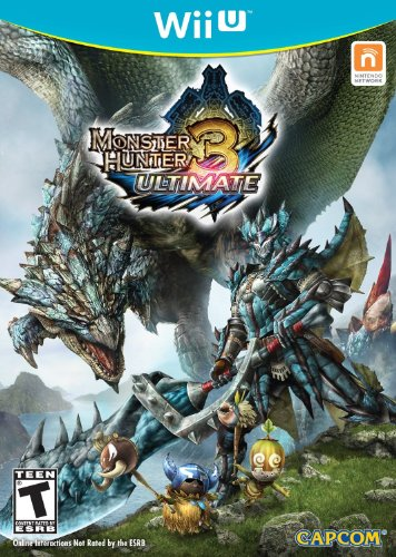 Monster Hunter 3 Ultimate - Wii U [Digital Code] by Capcom