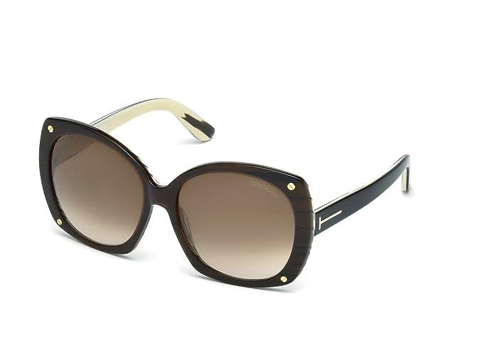 nuovo stile 76f77 e4a1b Tom Ford - Occhiali da sole - Donna: Amazon.it: Abbigliamento