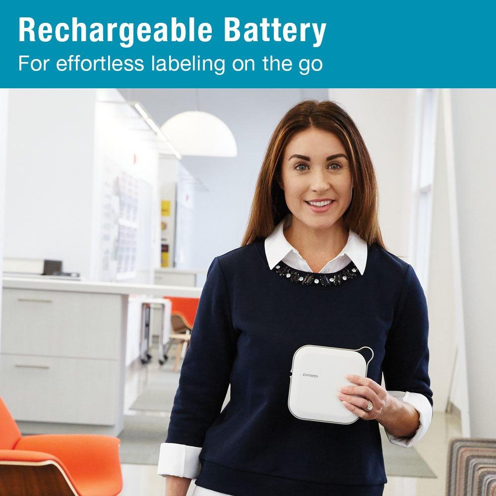 DYMO mobilelabeler Label Maker con connettivit/à Bluetooth Smartphone