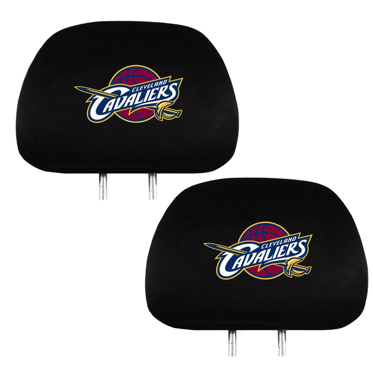 Official National Basketball Association Fan Shop Authentic NBA Headrest Cover (Cleveland Cavaliers)