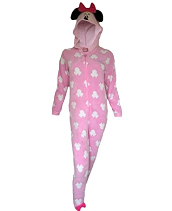 taille 40 24368 bbf31 Primark Essentials Pyjama combinaison pour fille Motif ...