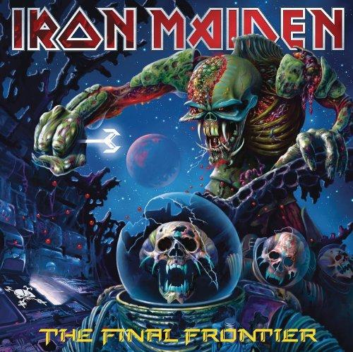 The Final Frontier (Double Vinyl Picture Disc)