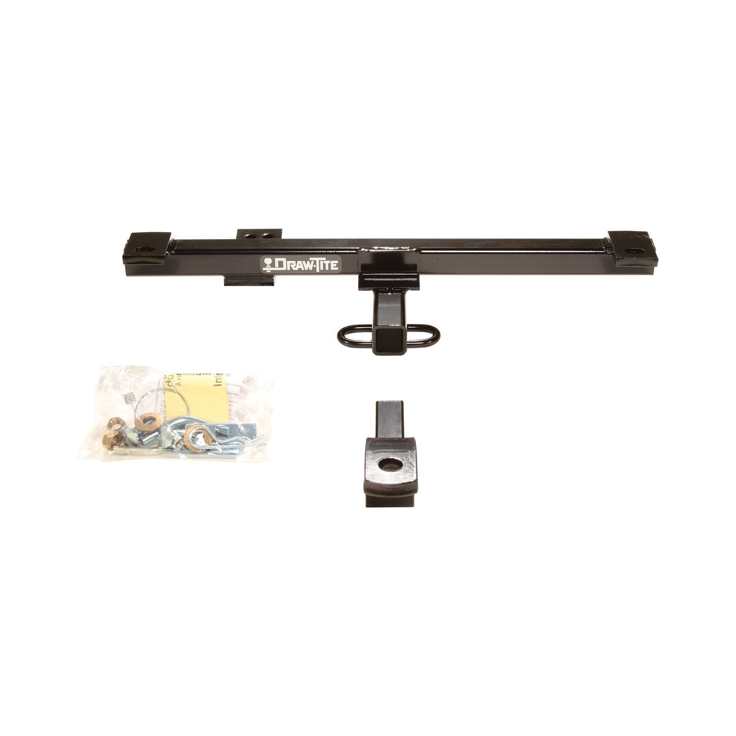 Draw-Tite 24773 Class I Sportframe Hitch with 1-1//4 Square Receiver Tube Opening