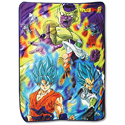 per Resurrection F Group Throw Blanket, Multicolor, One Size ()