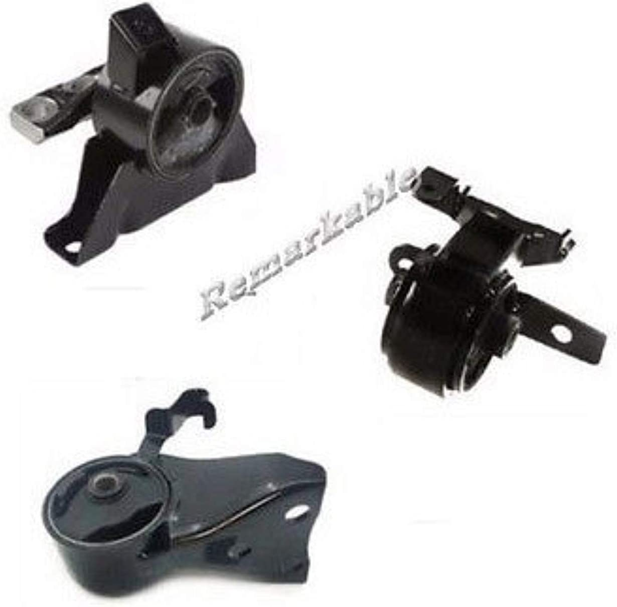3 PCS MOTOR /& TRANS MOUNT FIT 1999-2000 Mazda Protege 1.8L