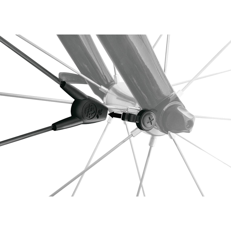 M 28-35 mm SKS Bluemels Juego de Guardabarros Negro