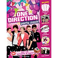One Direction Party Pack: Host the Ultimate 1D Party!