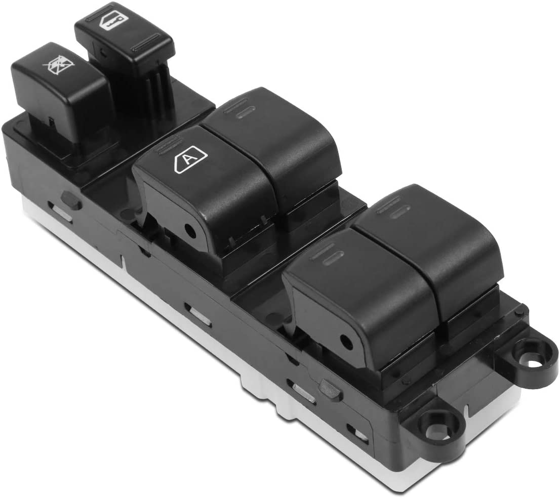 APDTY 138565 Master Power Window Switch Fits 2005-2007 Pathfinder Manufactured To 04//07 Replaces