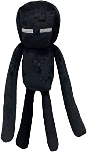 Minecra ft Plush Character Doll 11 in(Enderman)