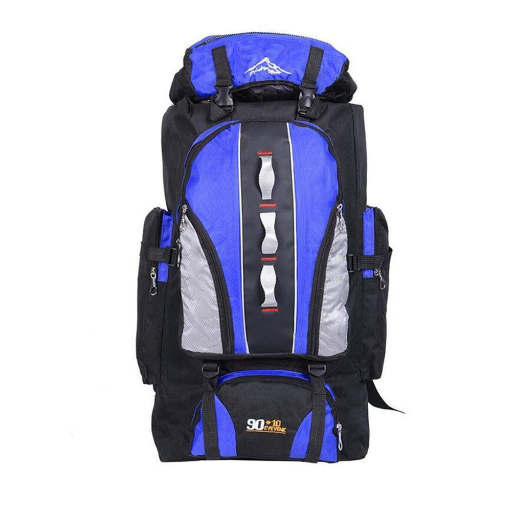 Color : C CHBAOZI Travel Outdoor Backpack Large-Capacity Hiking Male Backpack Outdoor Travel Climbing Camping Backpack Multi-Color Optional