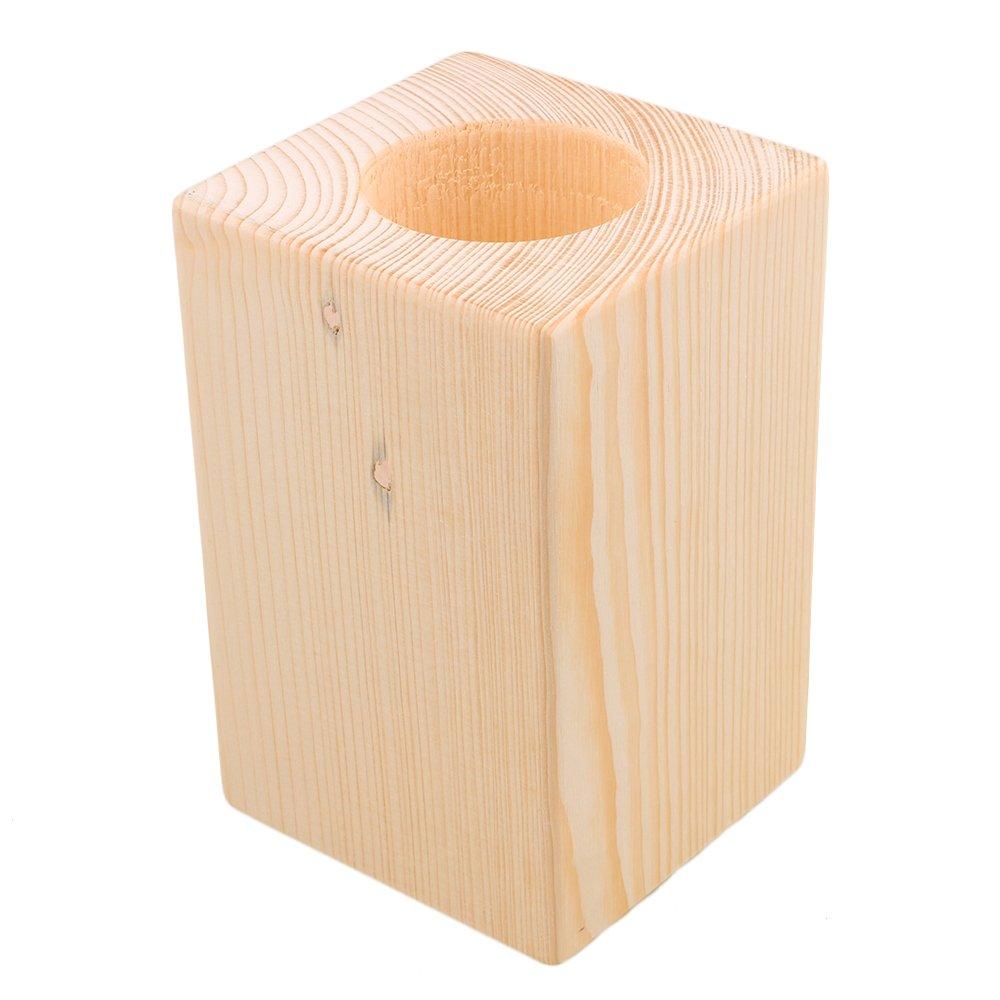 Yibuy 10, 2cm Hauteur Meubles Table Lifter Lit Riser Coupe Ronde 5cm Pieds etfshop