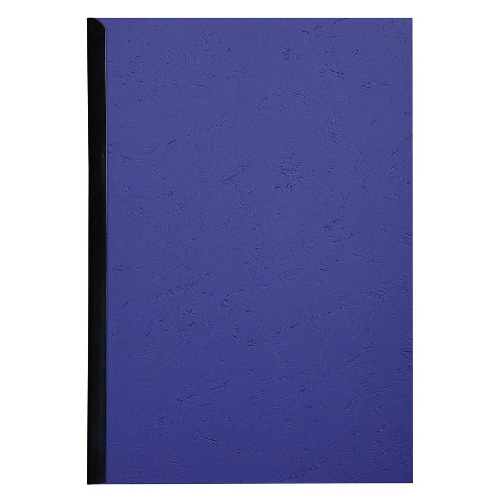 Forever A4270GSM in pelle grain Binder cover–blu scuro (confezione da 100) Exacompta 2790C