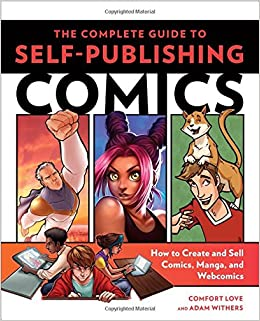 Quesions about self-publishing a manga?